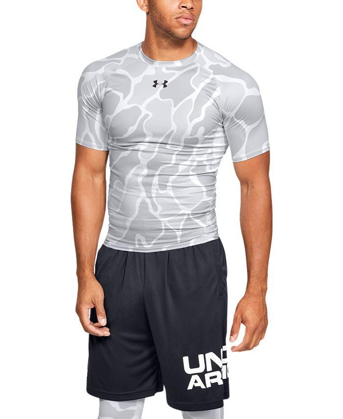 Under Armour - Men's HeatGear® Armour Short Sleeve