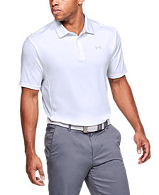 Under Armour Men's Playoff 2.0 Blocked Polo