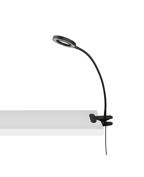 Cenports Canyon Home Flexible LED Desk Light with Magnifier