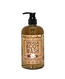 Vanilla Body Wash, 16.9 oz