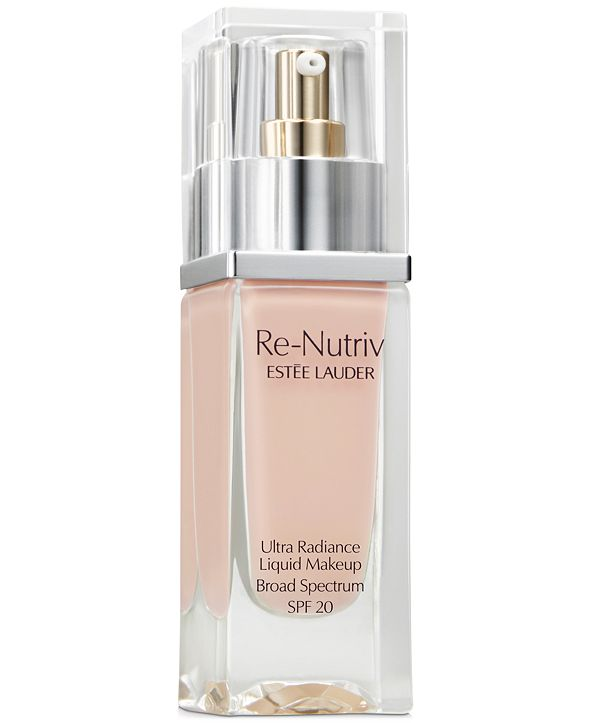 Estee Lauder Re-Nutriv Ultra Radiance Liquid Makeup SPF 20
