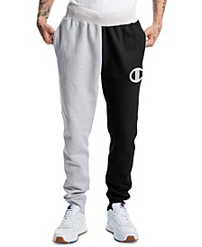 Men's Colorblocked Joggers