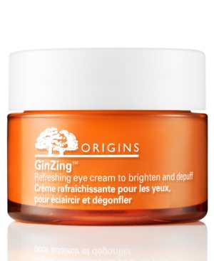 Origins GinZing Refreshing Eye Cream To Brighten and Depuff,