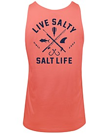 Salt Life Men's Modern Graphic Tank