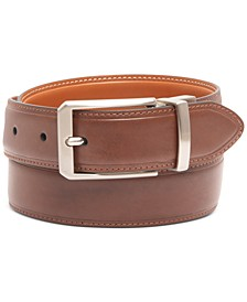 Men's Reversible Belt, Created for Macy's