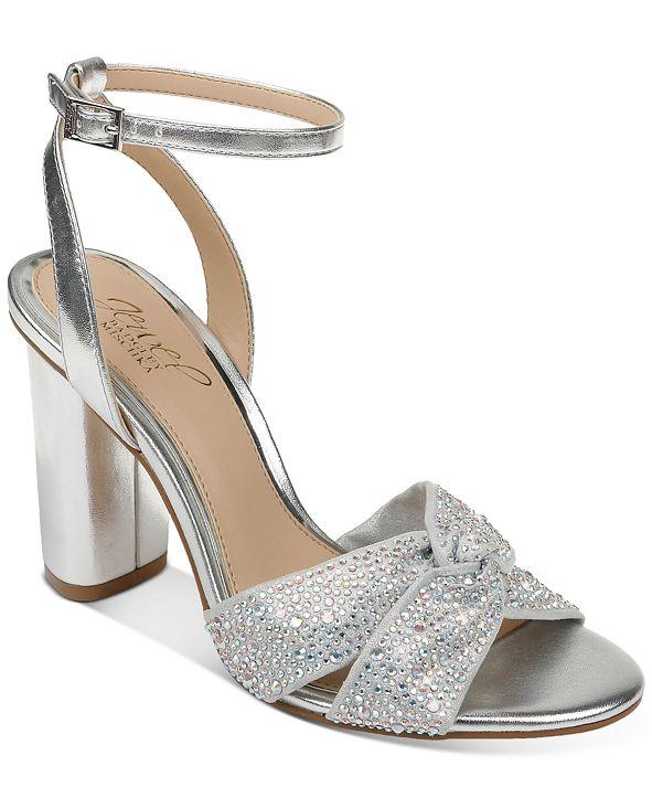 Jewel Badgley Mischka Jewel by Badgley Mischka Nicoline Evening Sandals