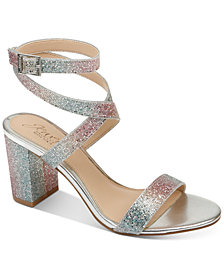 Jewel Badgley Mischka Newberry Evening Sandal