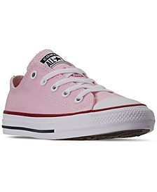 Little Girls Chuck Taylor All Star Twisted Ox Low Top Casual Sneakers from Finish Line