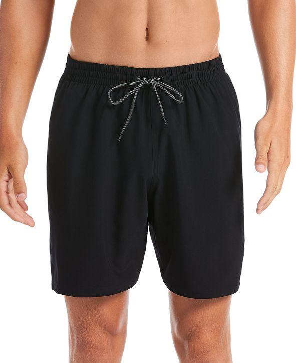 "Nike Men's Essential Vital Quick-Dry 7"" Swim Trunks"