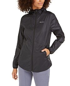 Trail Wind Hooded Jacket