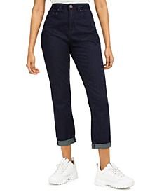 Cotton Ankle Jeans