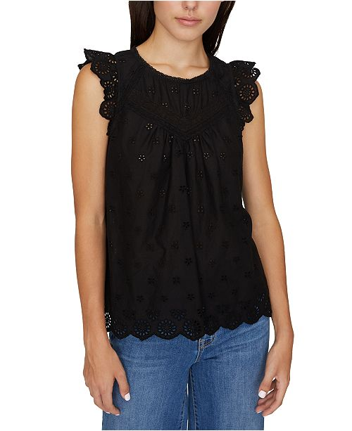 Sanctuary Ariana Heirloom Top