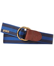 Men's Grosgrain Belt