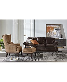 Roselake Leather Sofa Collection, Created for Macy's