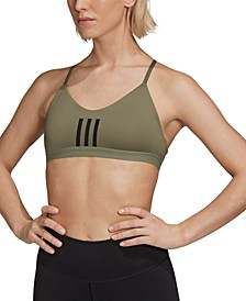 Women's Designed4Training Strappy-Back Low-Impact Sports Bra