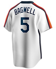 Men's Jeff Bagwell Houston Astros Coop Player Replica Jersey