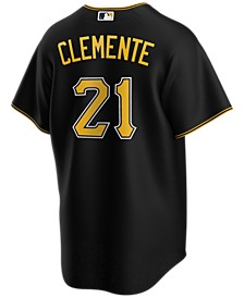 Men's Roberto Clemente Pittsburgh Pirates Coop Player Replica Jersey