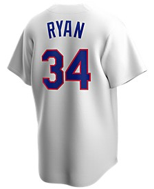 Men's Nolan Ryan Texas Rangers Coop Player Replica Jersey