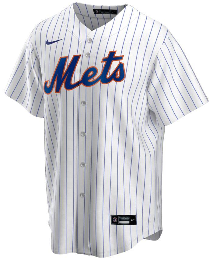 Nike Men's New York Mets Official Blank Replica Jersey & Reviews - Sports Fan Shop By Lids - Men - Macy's