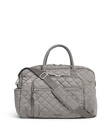 Performance Twill Weekender Travel Bag