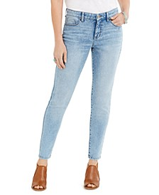 Tummy-Control Curvy Skinny Jeans, Created for Macy's