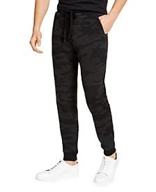 Men's Camo Jogger Pants