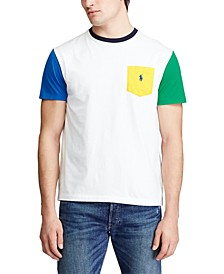Men's Big & Tall Classic Fit Pocket T-Shirt