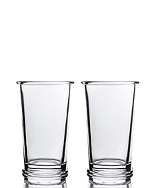 Ring High Ball Glasses - Set of 2