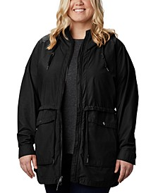 Plus Size West Bluff Hooded Jacket