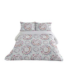 Keene 3 Piece Duvet Set, King