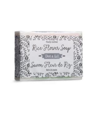 Rice Flower Bar Soap