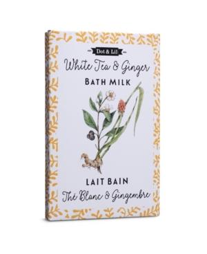 White Tea Milk Bath