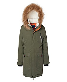 Big Boys Taslon Expedition Parka