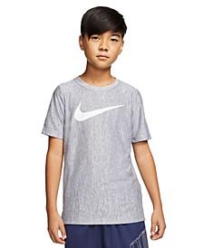 Big Boys Logo-Print Dri-FIT T-Shirt
