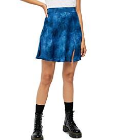 Martine Flirt Tie-Dye Mini Skirt