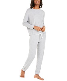 Okeo-Tex® Printed Pajamas Pants, Created for Macy's