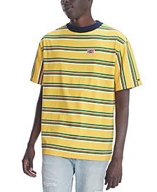 Men's Oversized Martin Stripe T-Shirt