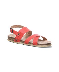 Women's Kala Vegan Flat Sandals