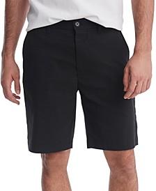 Men's Chino Tech Shorts, Created for Macy's