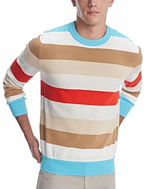Men's Alumni Stripe Sweater
