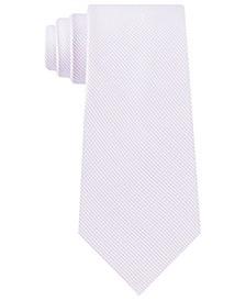 Men's Double-Thread Micro-Stripe Tie