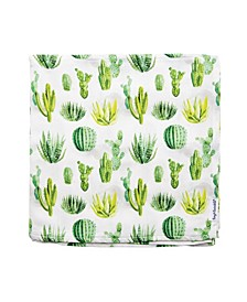 Baby Boys and Girls Cacti Swaddle Blanket