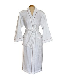 Terry Kimono Turkish Cotton Bath Robe