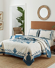 Tommy Bahama Aloha Pineapple Quilts