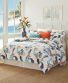 Tommy Bahama Birdseye View California King Comforter Set