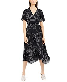 A-Line Midi Dress, Created For Macy's