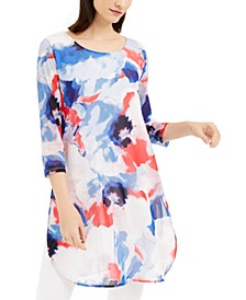 Printed Super Tunic, Created for Macy's