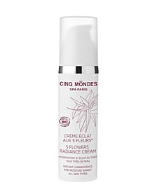 5 Flowers Radiance Cream for Face, 1.7 fl oz