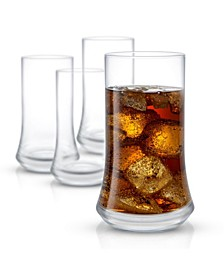Cosmos Highball Glasses - Set of 4