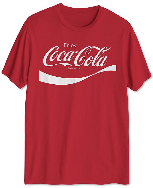 Hybrid Coca-Cola Men's T-Shirt